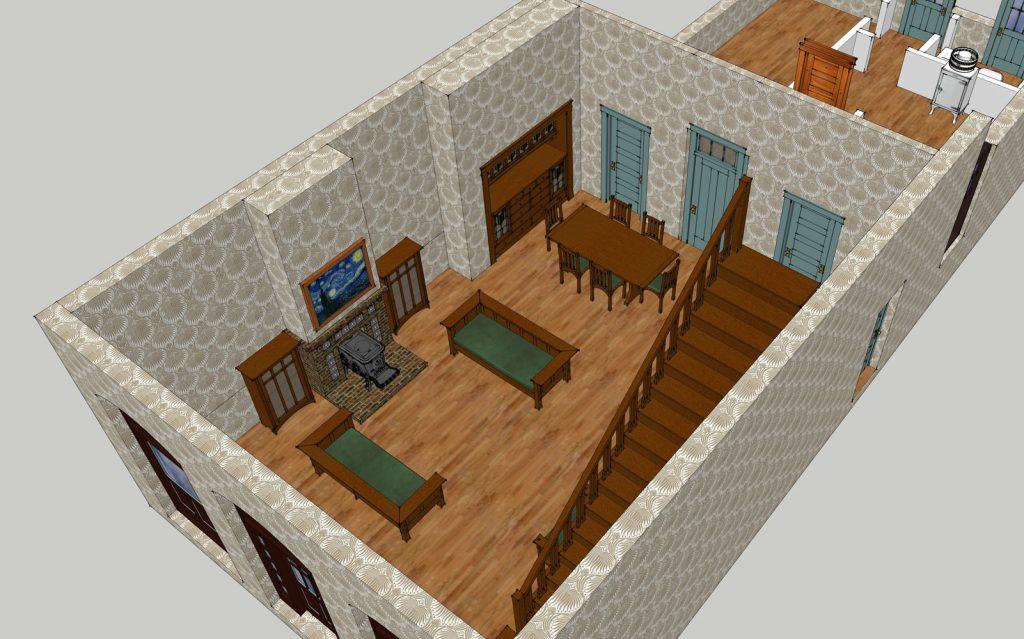 saloon interior 05