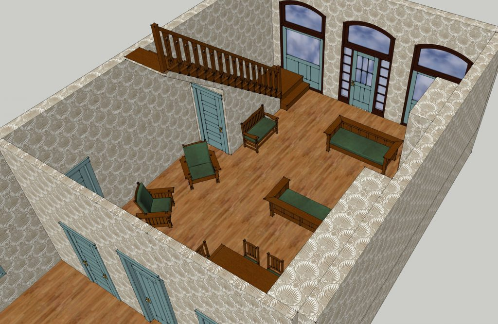 saloon interior 06