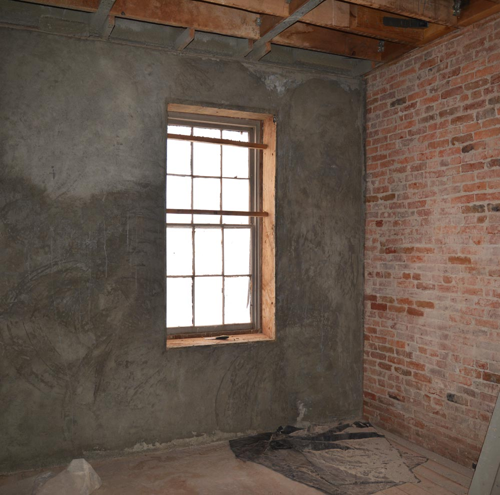 Uncategorized window sill decorations - This Wall Is In The Master Bedroom And The 4 Of Added Depth To The Window Sill Lends Quite A Bit Of Drama On The First Floor The Shotcrete Will Be Twice